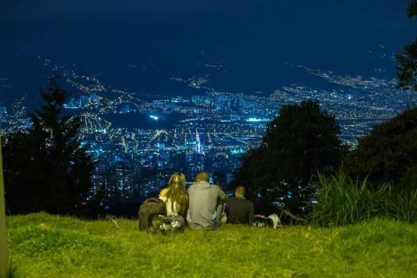 Miradores Medellín