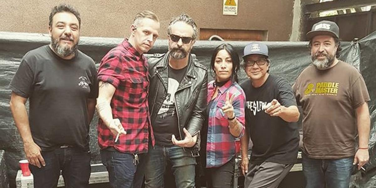 ¿Molotov y Ana Tijoux en el MTV Unplugged?