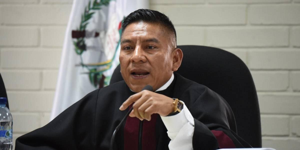 Fiscalía indaga sobre agresión al juez Xitumul
