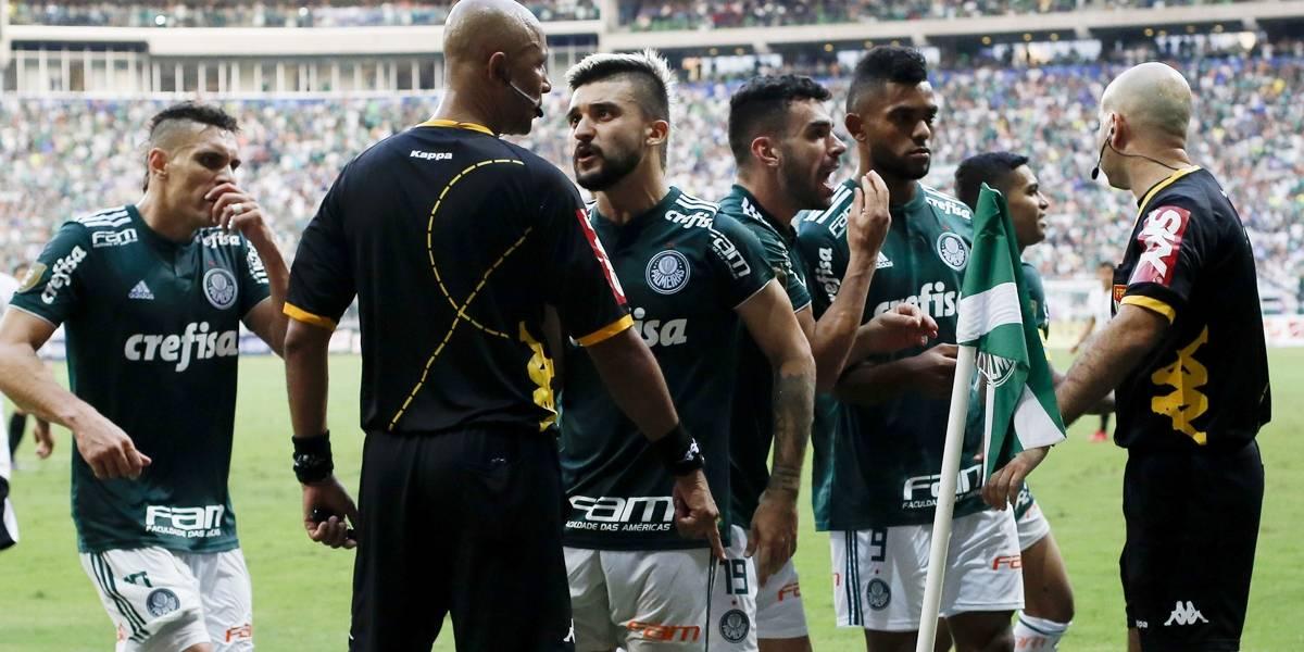 Se Palmeiras provar interferência, dérbi será anulado, diz procurador do TJD