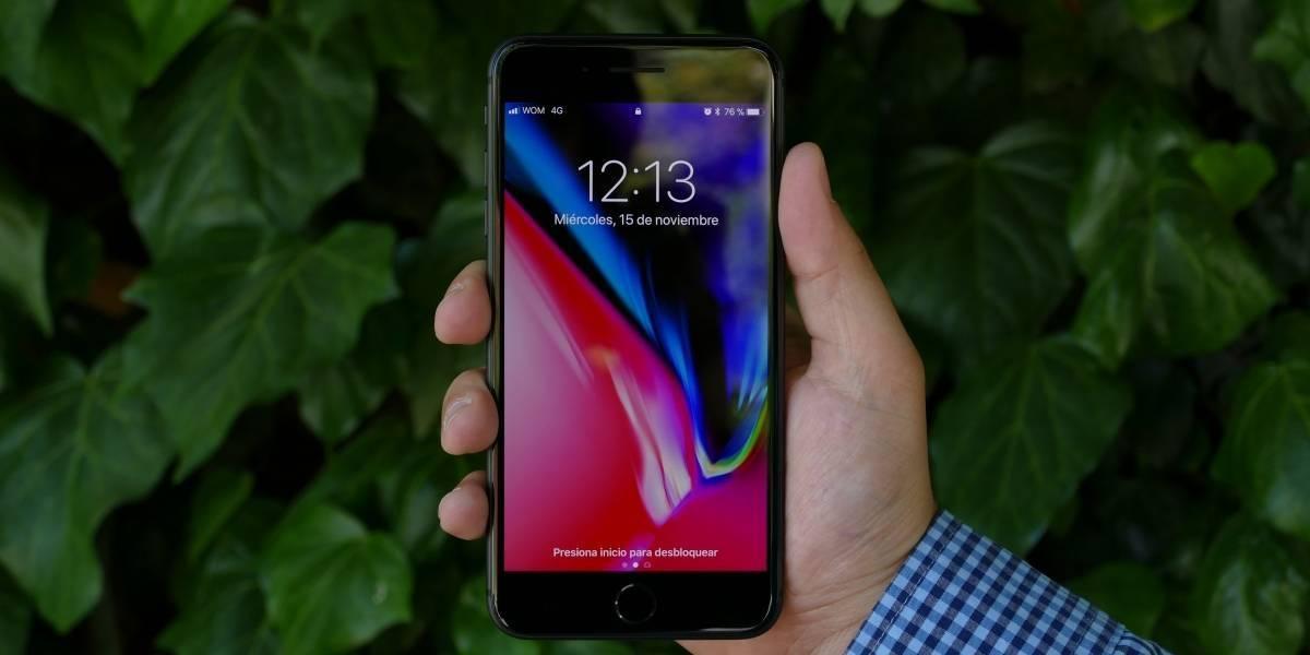 Algunos iPhone 8 quedaron inutilizables después de la última actualización de iOS