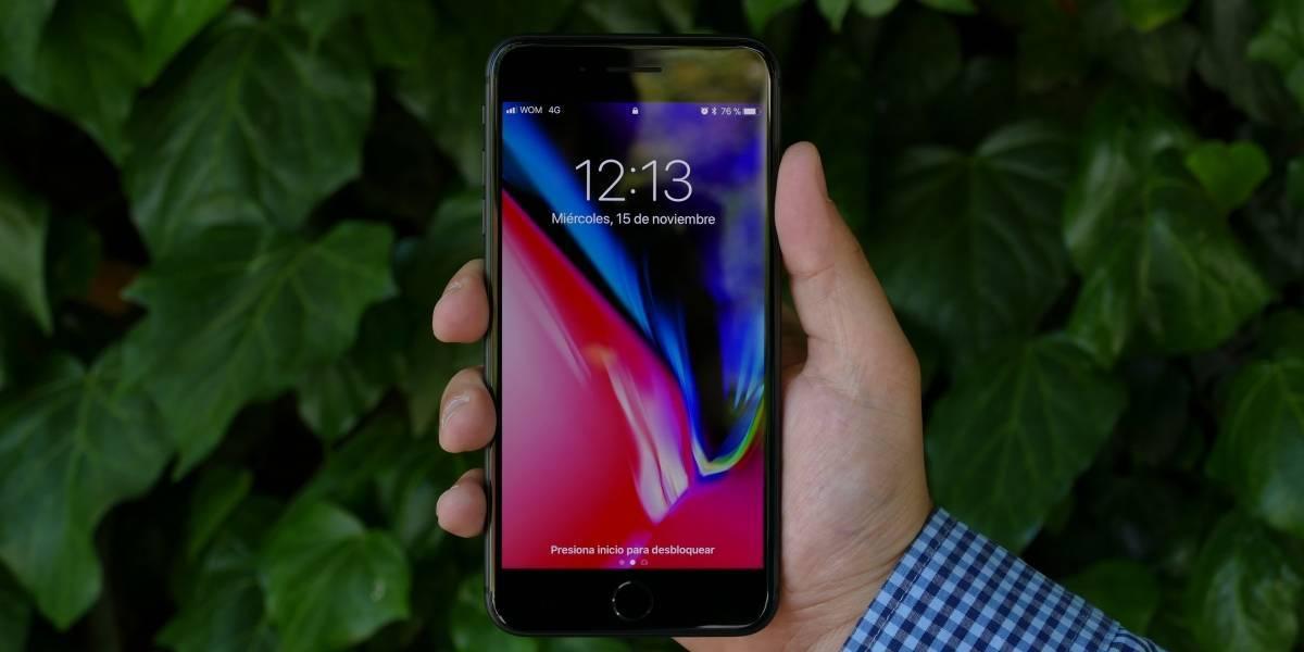 Algunos iPhone 8 quedan inutilizables después de la última actualización de iOS