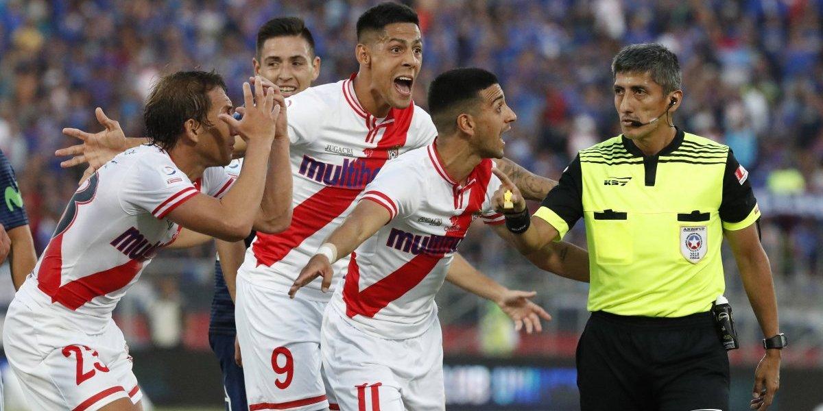 """Clubes chilenos explotan y catalogan el nivel del arbitraje como paupérrimo: """"Estamos pasando por un momento crítico"""""""