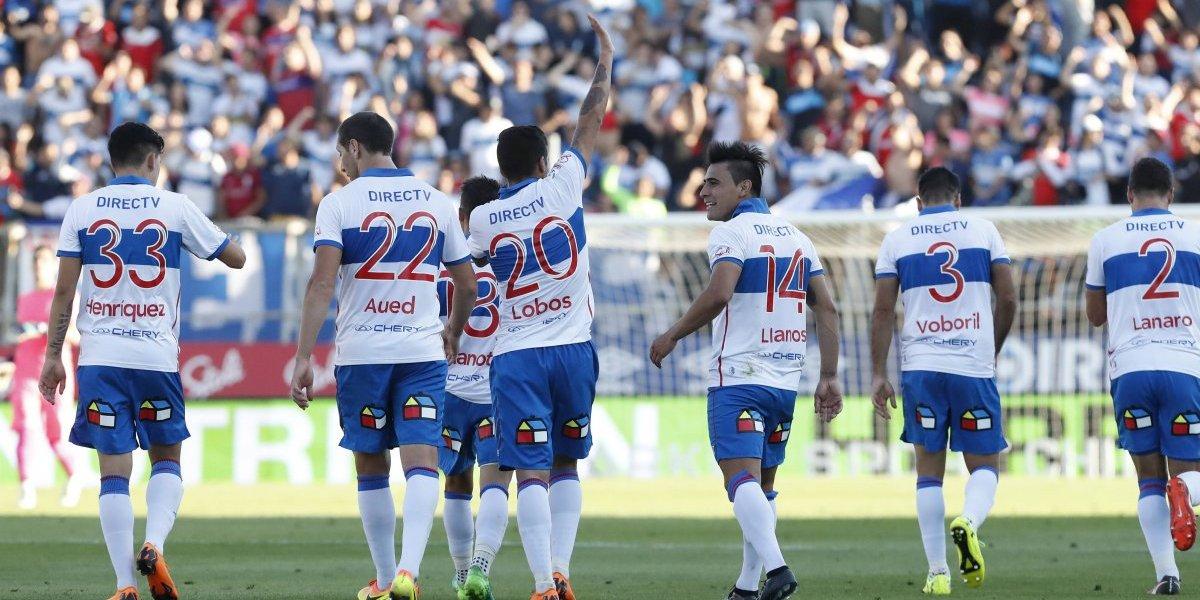 """Carlos Lobos y su golazo le devolvieron el """"crack de la fecha"""" a Universidad Católica"""