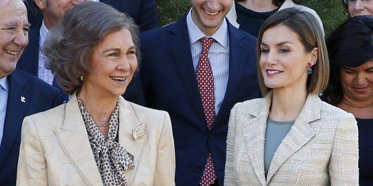 Esto fue lo que le dijo la reina Letizia a Doña Sofía durante su discusión