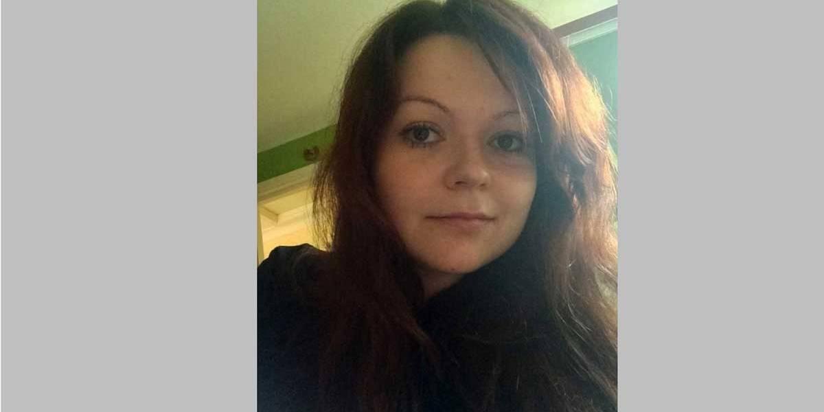 Yulia Skripal, filha envenenada de agente russo, recebe alta de hospital inglês