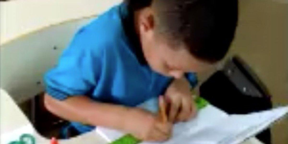Niño de educación especial hace conmovedor llamado a Keleher