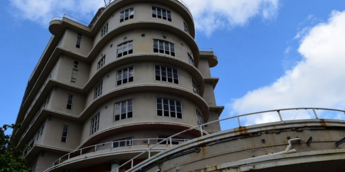 En la mira icónico hotel Normandie