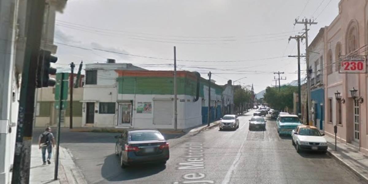 Asesinan a una pareja en una fonda del centro de Monterrey