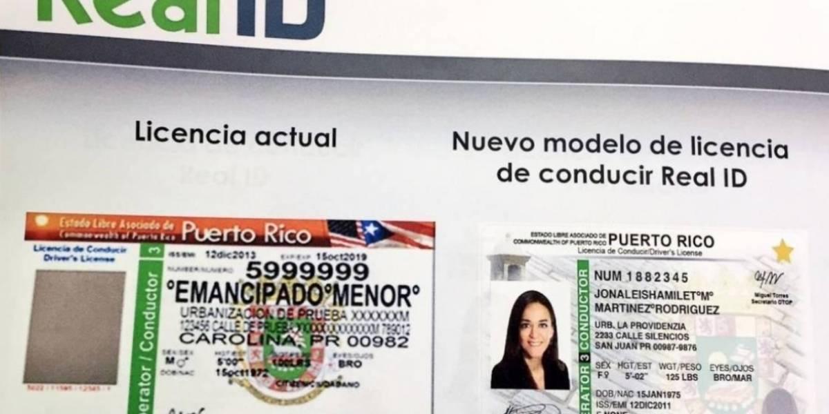 Senado aprueba cambios para obtener identificación Real ID