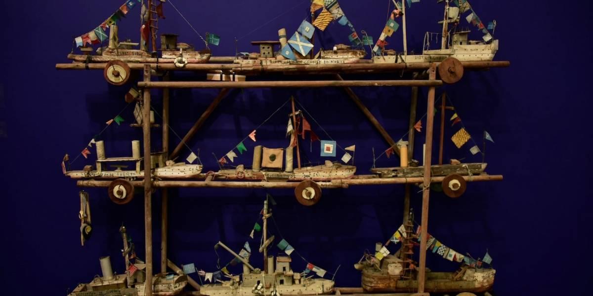 Exposição gratuita que estreia no Sesc Pompeia reflete sobre elo entre arte e loucura