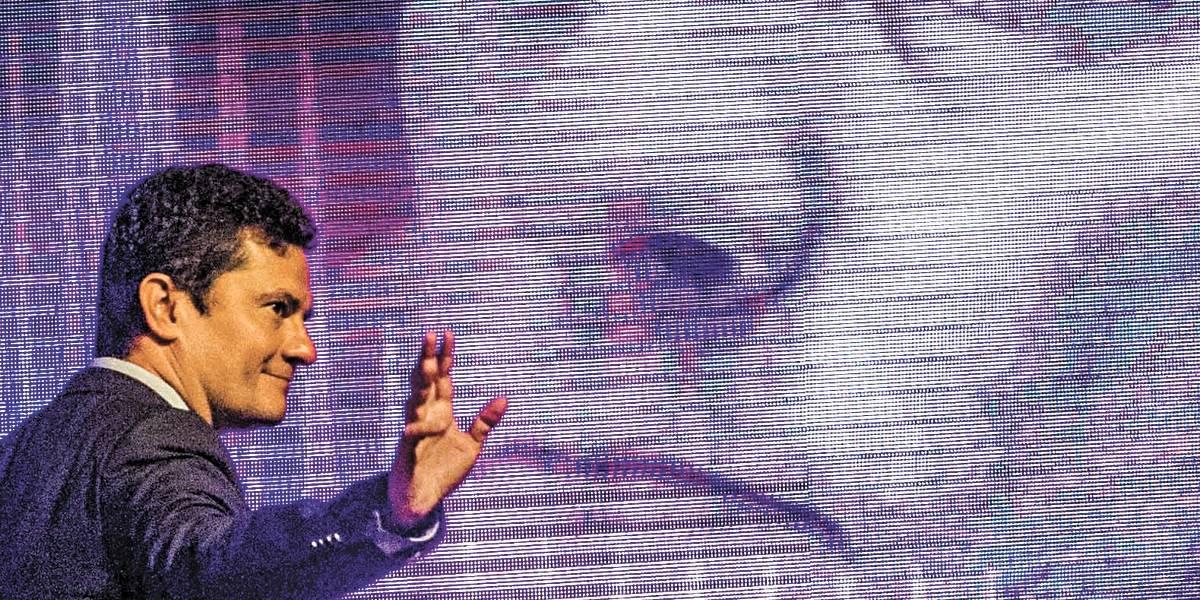 'Você pode ser o próximo', afirma Sérgio Moro