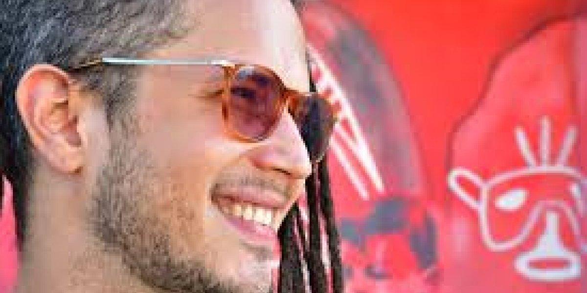 Vicente García, artista invitado al concierto de Juanes en Puerto Rico