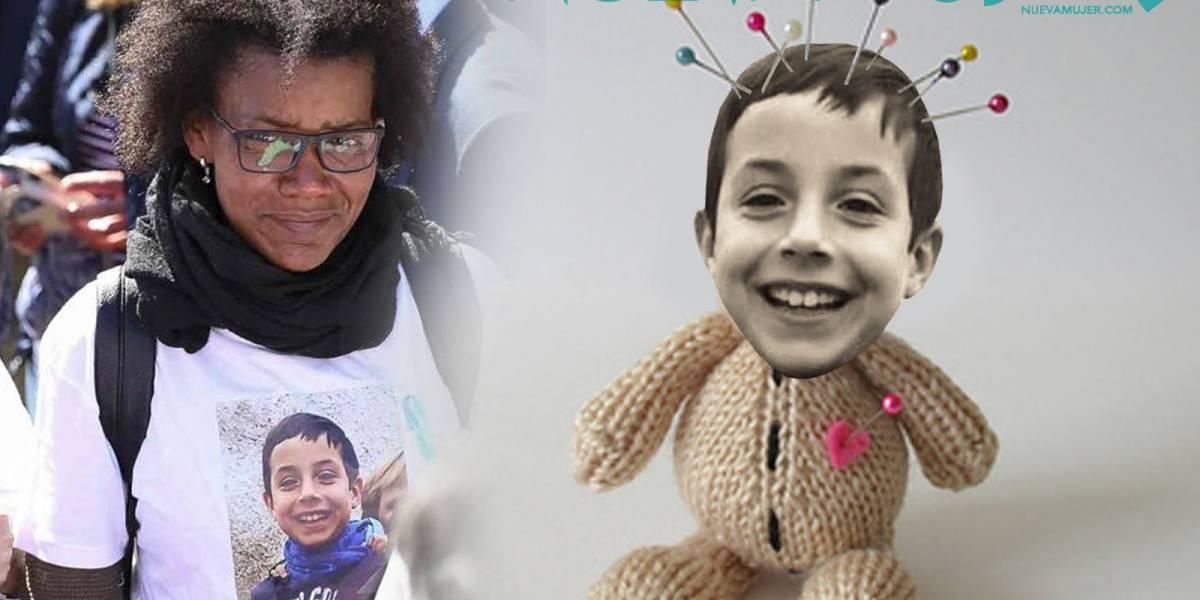 La asesina del niño Gabriel Cruz diseñó un muñeco vudú de su víctima
