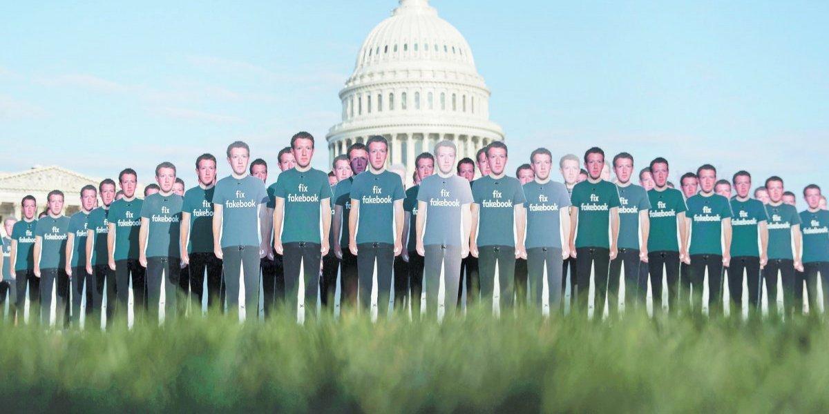 """""""Lo siento"""": El mea culpa de Zuckerberg"""