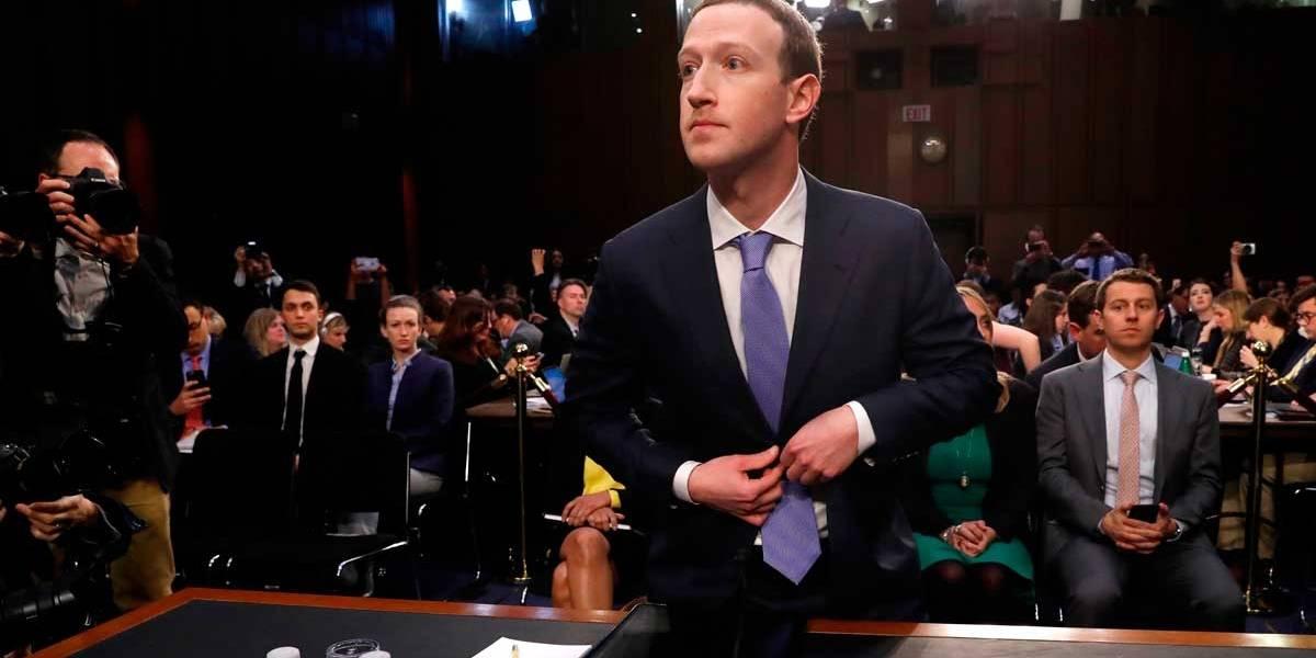 Zuckerberg defende que políticos possam mentir em anúncios do Facebook