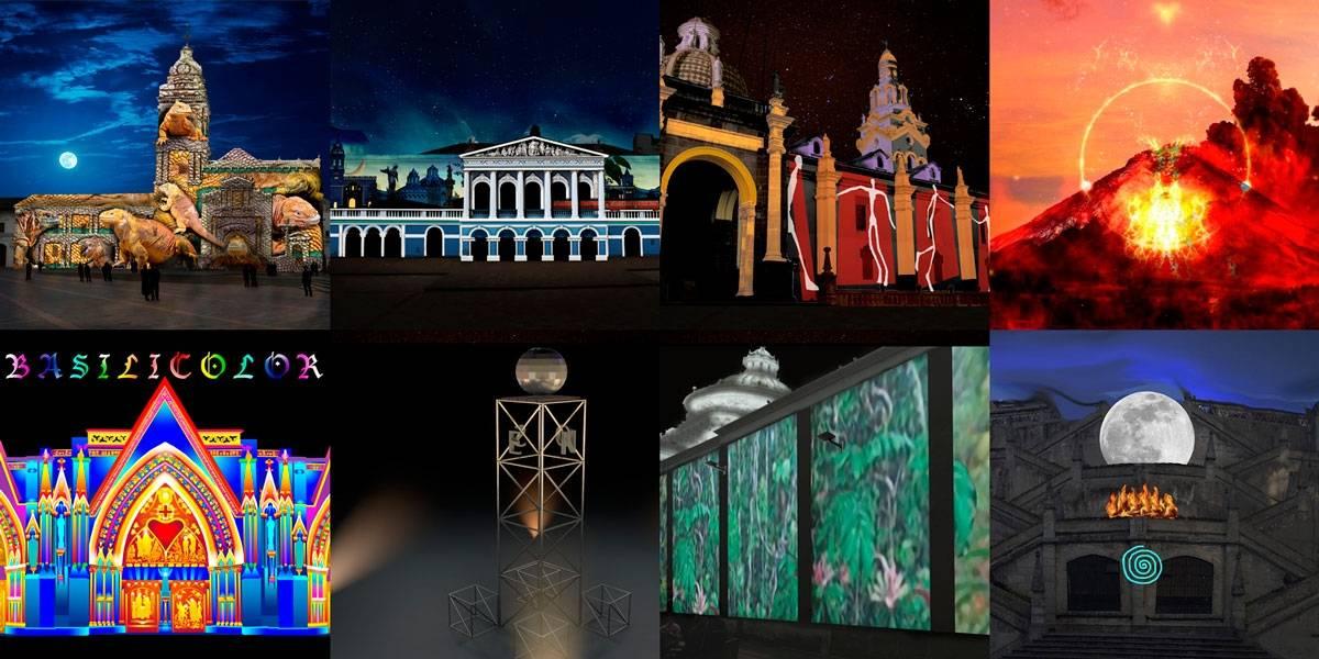 Quito invita a sus ciudadanos a presentar proyectos para la 'Fiesta de la Luz'
