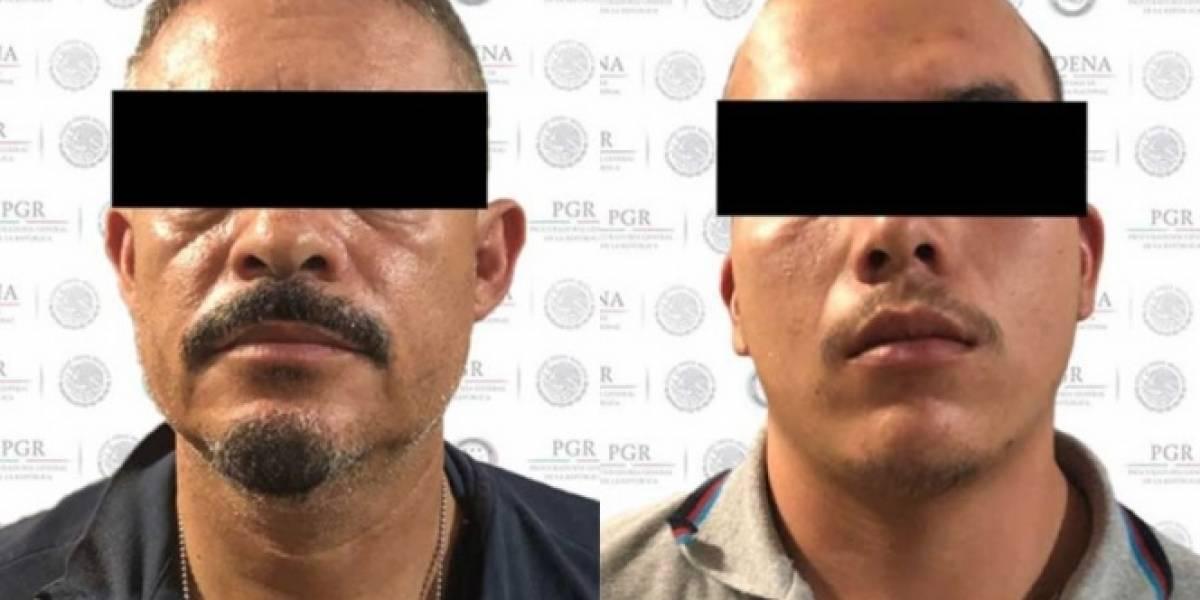 """Caen en Tlajomulco, """"El Orejón"""" y """"El Güero"""", presuntos operadores de """"El Mencho"""""""