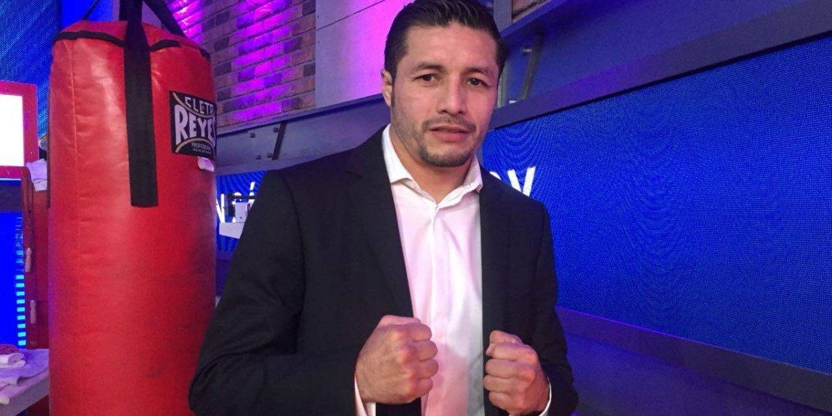 ENTREVISTA: Jhonny González afirma que la edad no es problema para él
