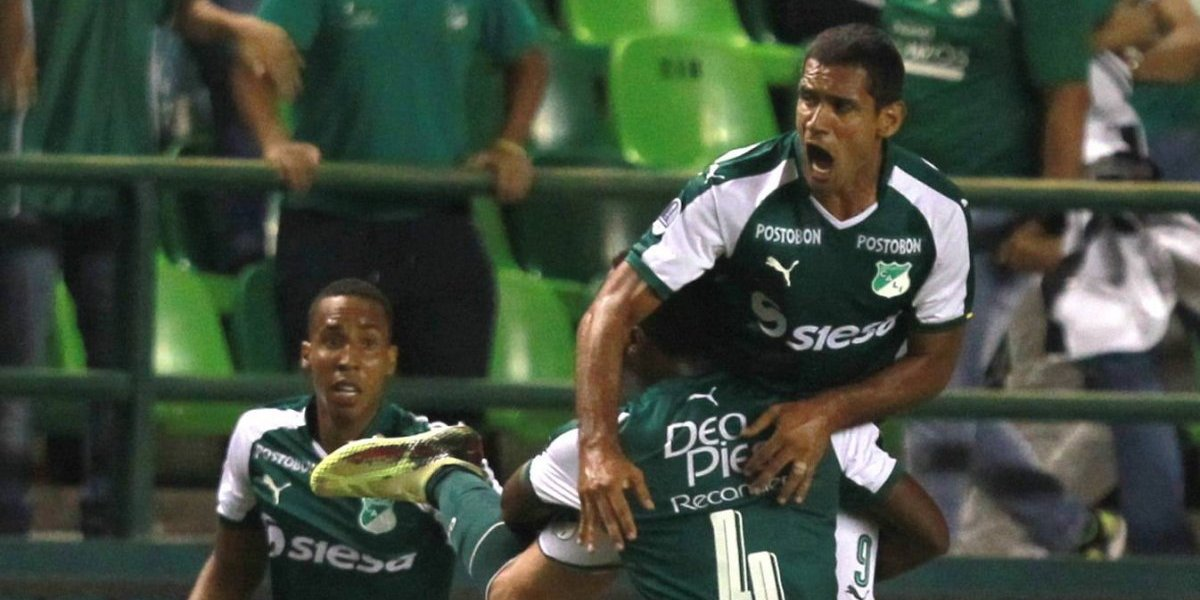 ¡El Danubio verde! Cali fue un vals en la Copa Sudamericana (3-0)