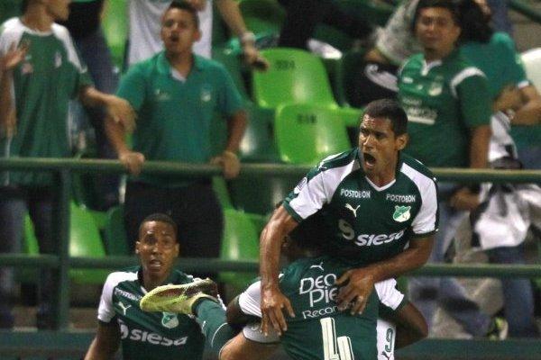 Goles de Deportivo Cali 3-0 Danubio Copa Sudamericana