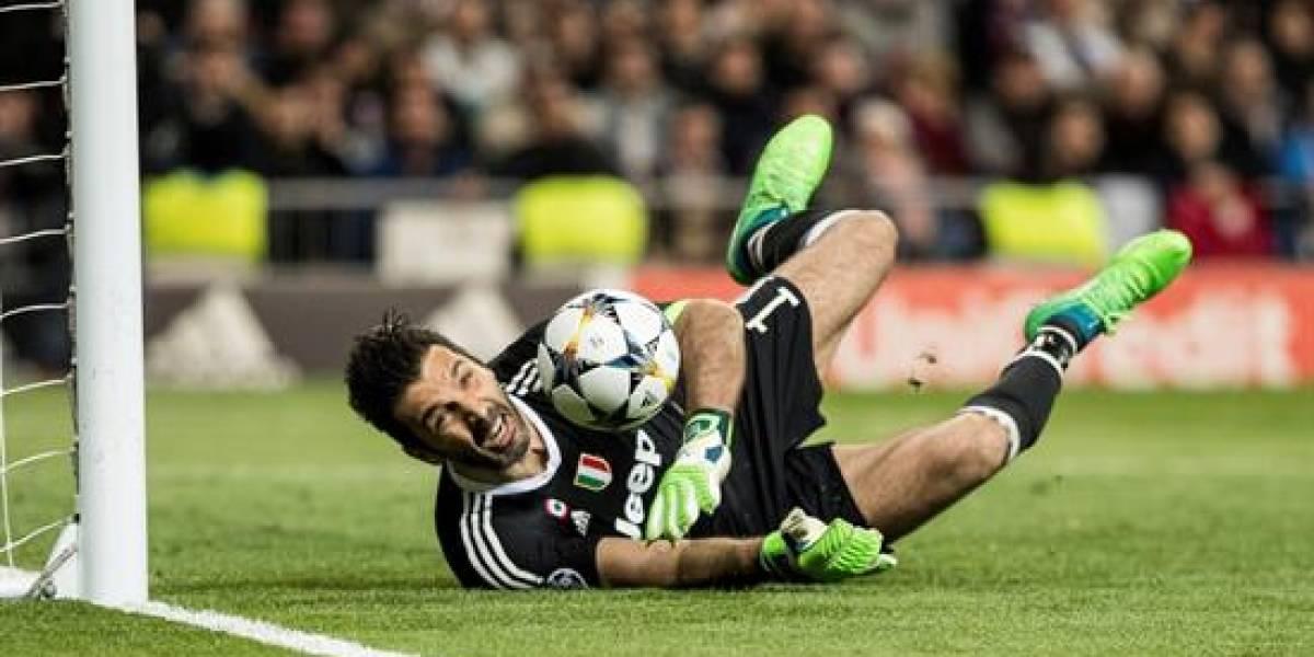 Buffon se despide de la Champions sin remordimientos