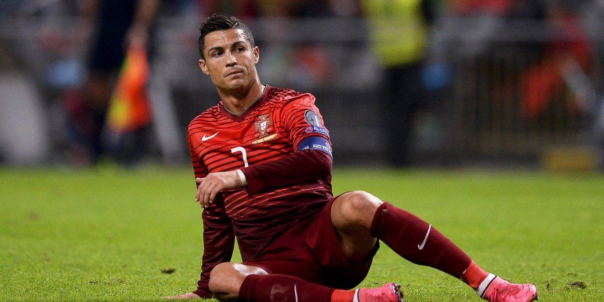 Famoso periodista prometió desnudarse si Portugal gana el Mundial