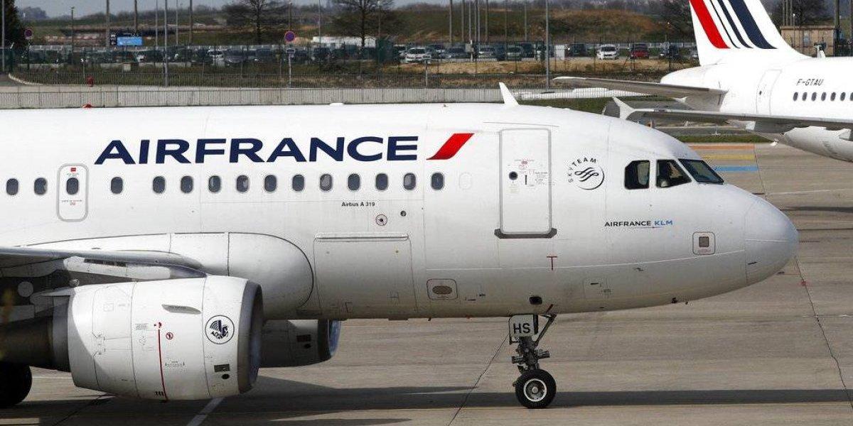 No solo en Chile hay problemas: Air France cancela vuelos debido a nuevo paro por disputa salarial
