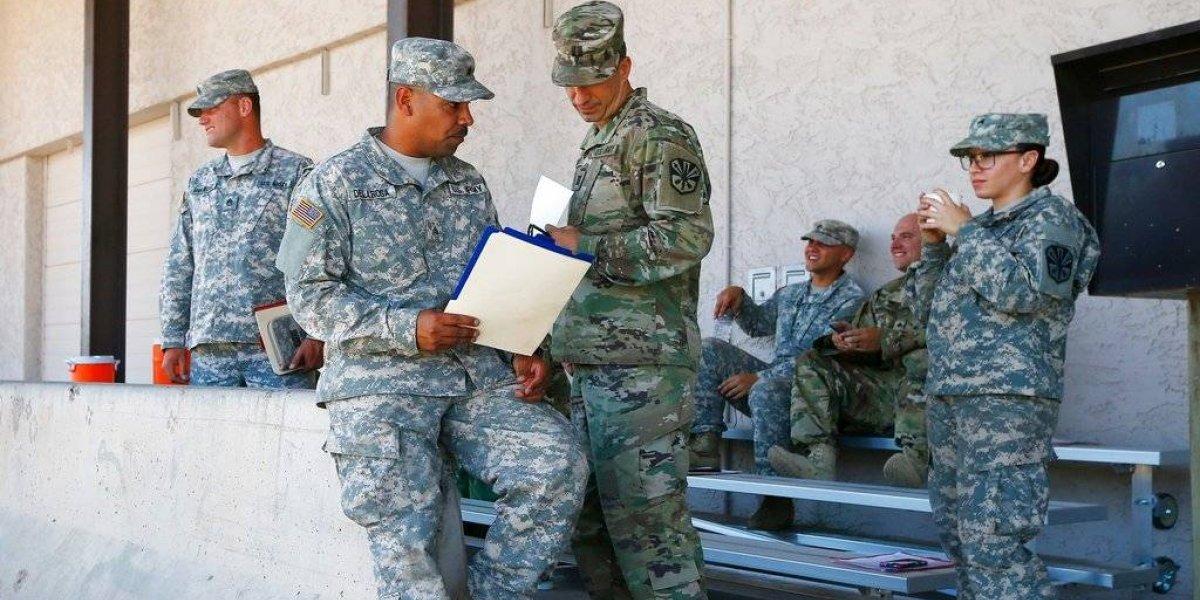 Guardia Nacional despliega efectivos en frontera con México