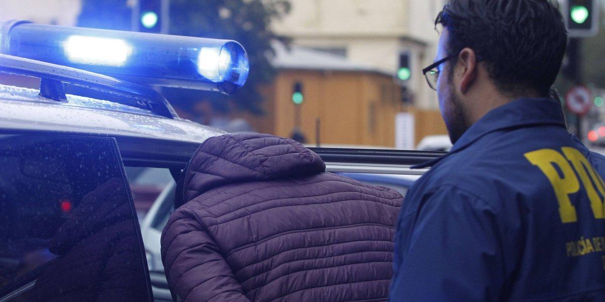 PDI detuvo a hombre de 56 años que violó a su sobrina de 12