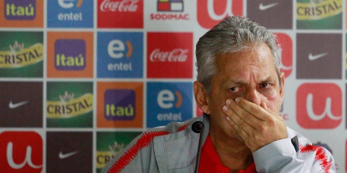 Así vivimos una nueva conferencia de Reinaldo Rueda sobre el microciclo de la Selección
