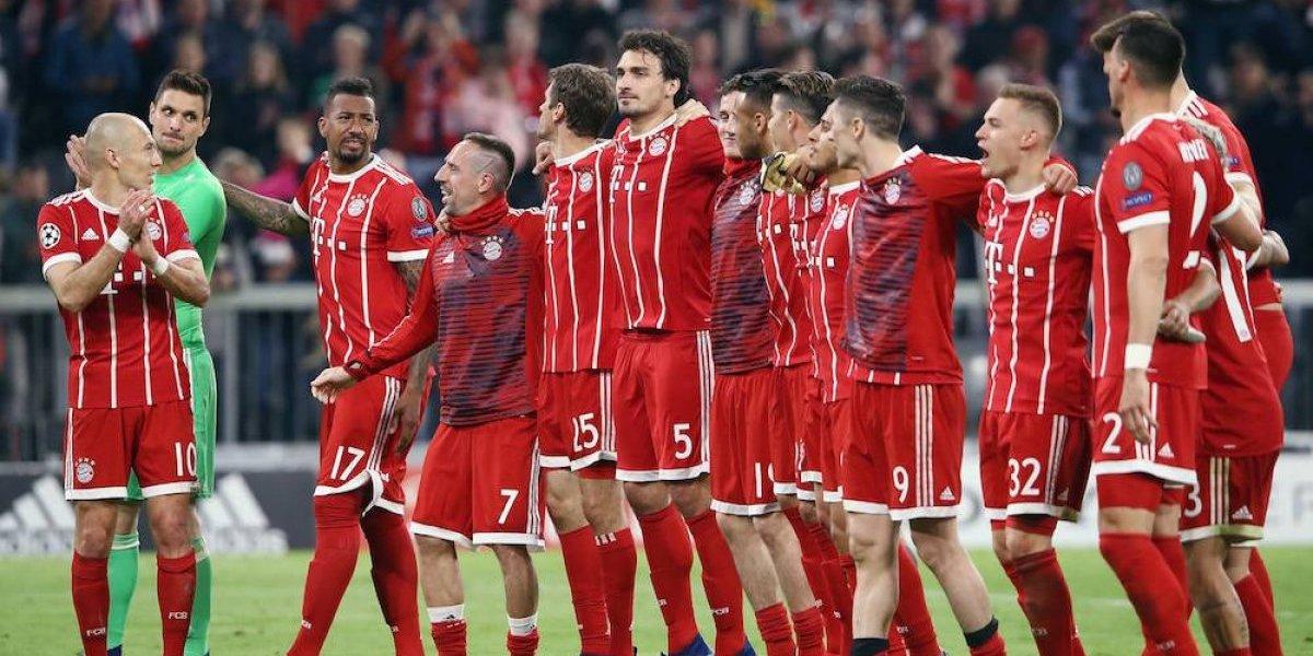 Bayern Munich somete al Sevilla y avanza a semifinales