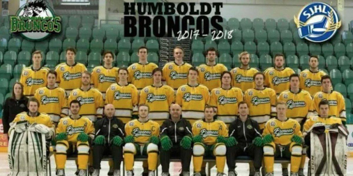 Aumenta a 16 el número de muertos en accidente de equipo canadiense de hockey