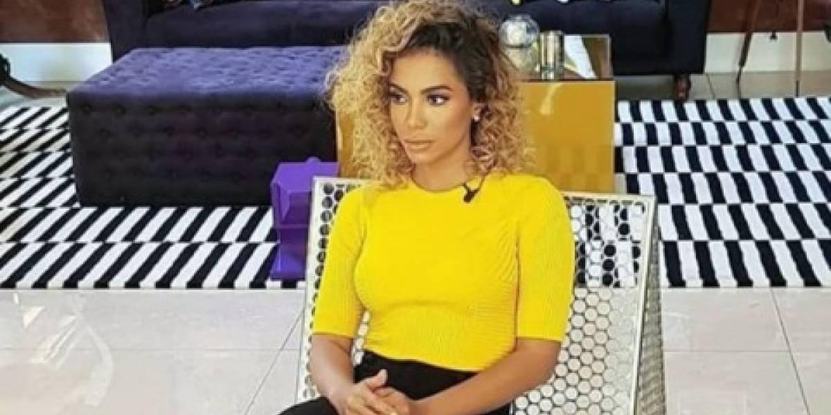 Anitta: atriz portuguesa pira após receber convite da Malandra