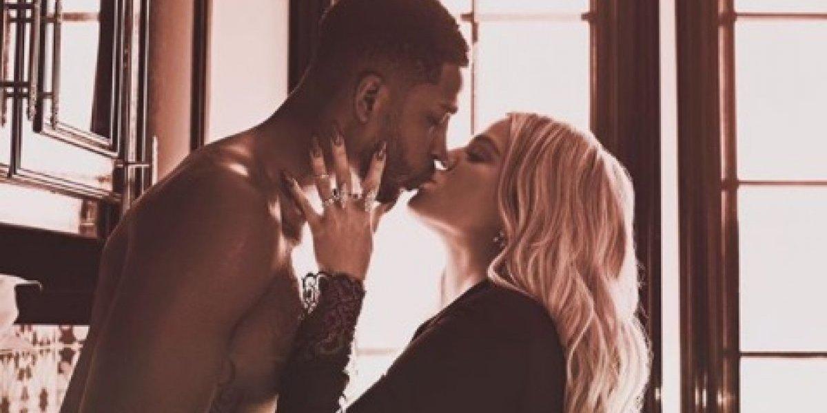Traição: após dar à luz, Khloé Kardashian perdoa Tristan Thompson