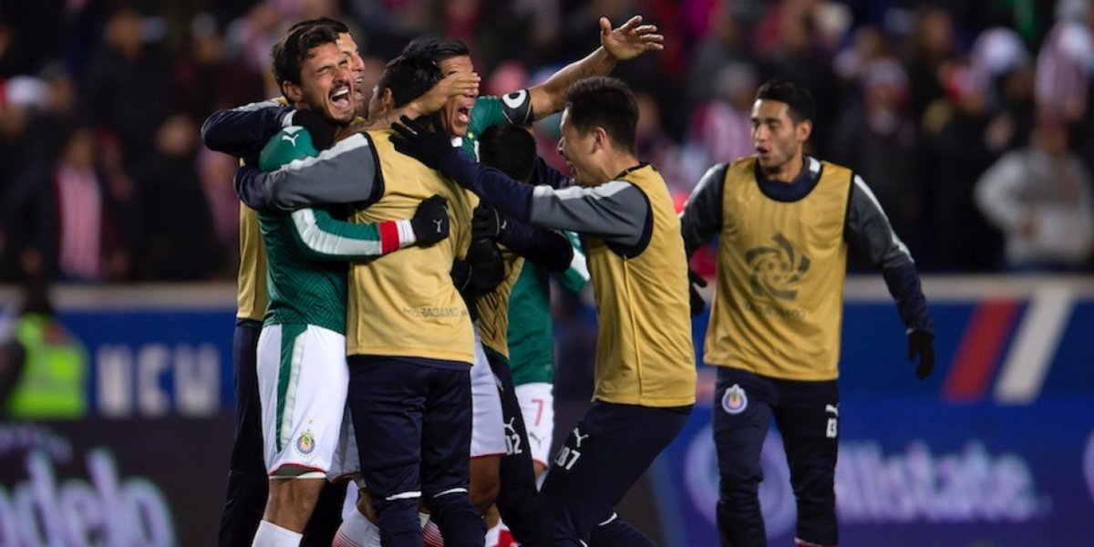 Las fechas para la final de Concachampions entre Toronto y Chivas