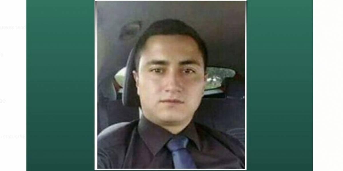 Encuentran muerto al policía que estaba desaparecido en Bogotá