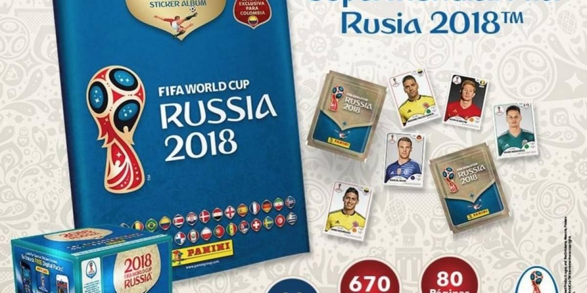 ¡Pilas! Así puede reconocer las láminas falsas del álbum del Mundial