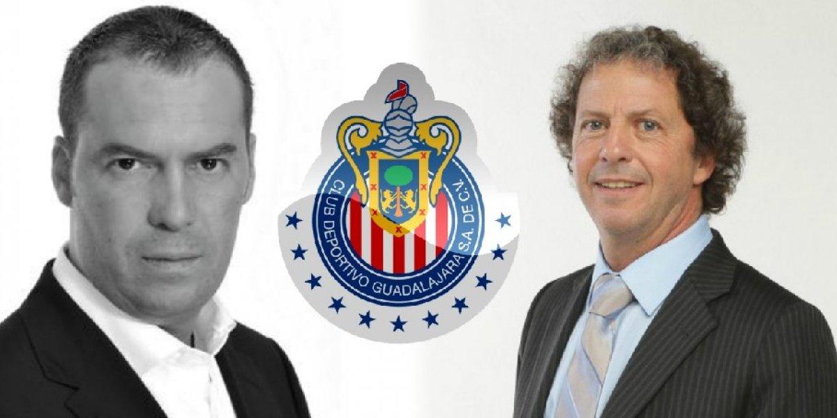 VIDEO: André Marín hace enojar a Brailovsky tras poner himno de Chivas