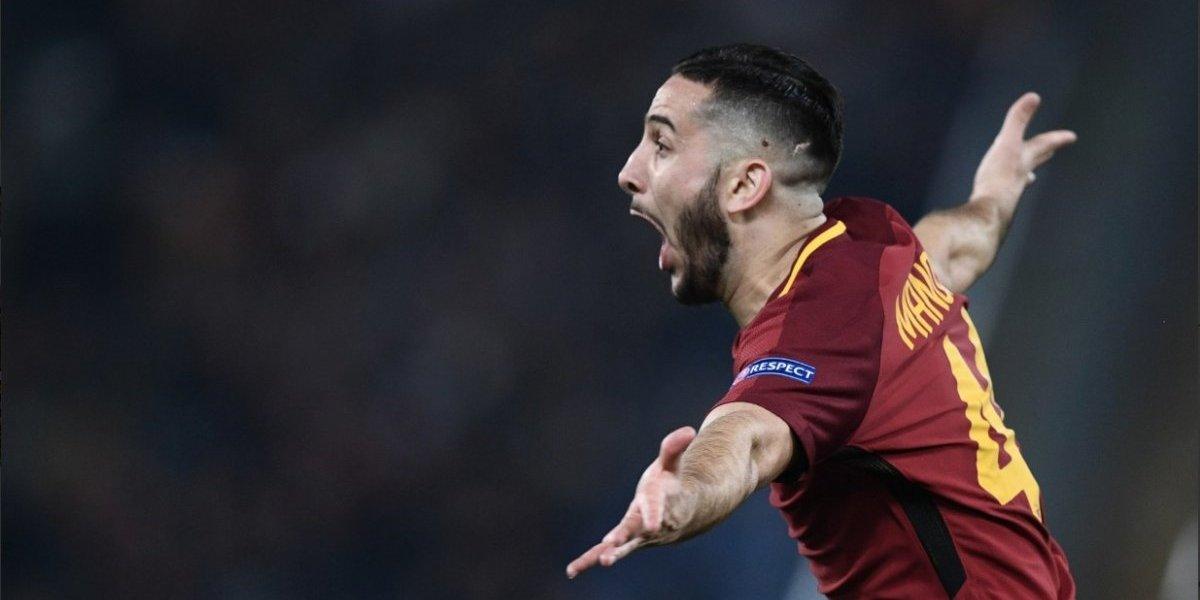 Curioso tuit de la Roma después del triunfo contra el  FC Barcelona