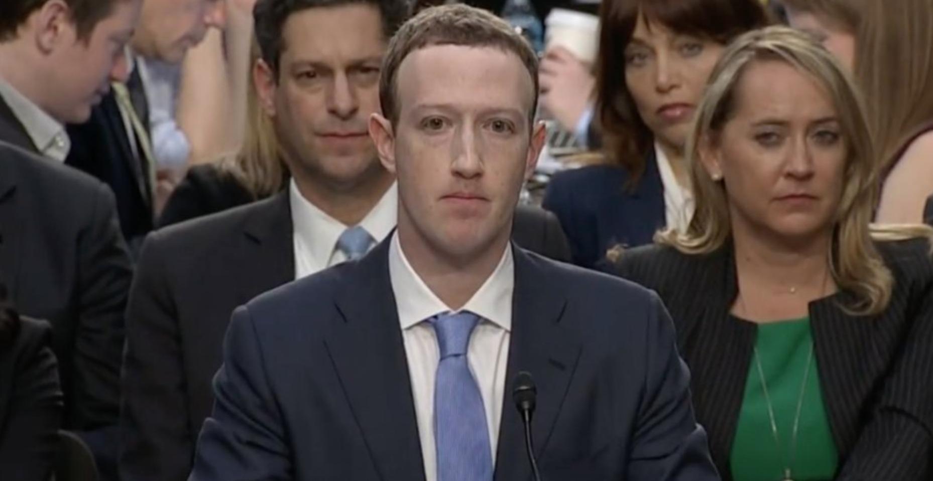 Lo que tienes que saber sobre Mark Zuckerberg testificando ante el Senado de EE.UU.