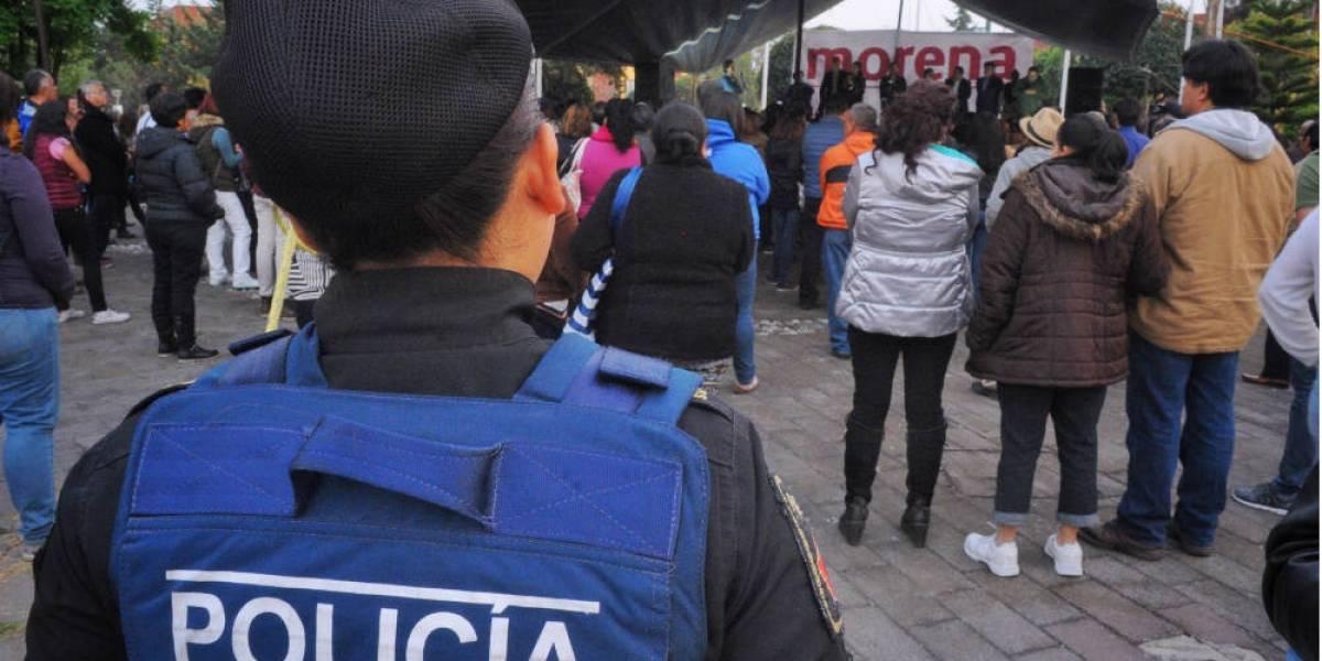 Sheinbaum cancela mitin en Coyoacán, donde han atacado a Morena dos veces