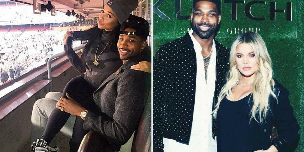 O que a ex de Tristan Thompson desejou a Khloé Kardashian depois da traição revelada