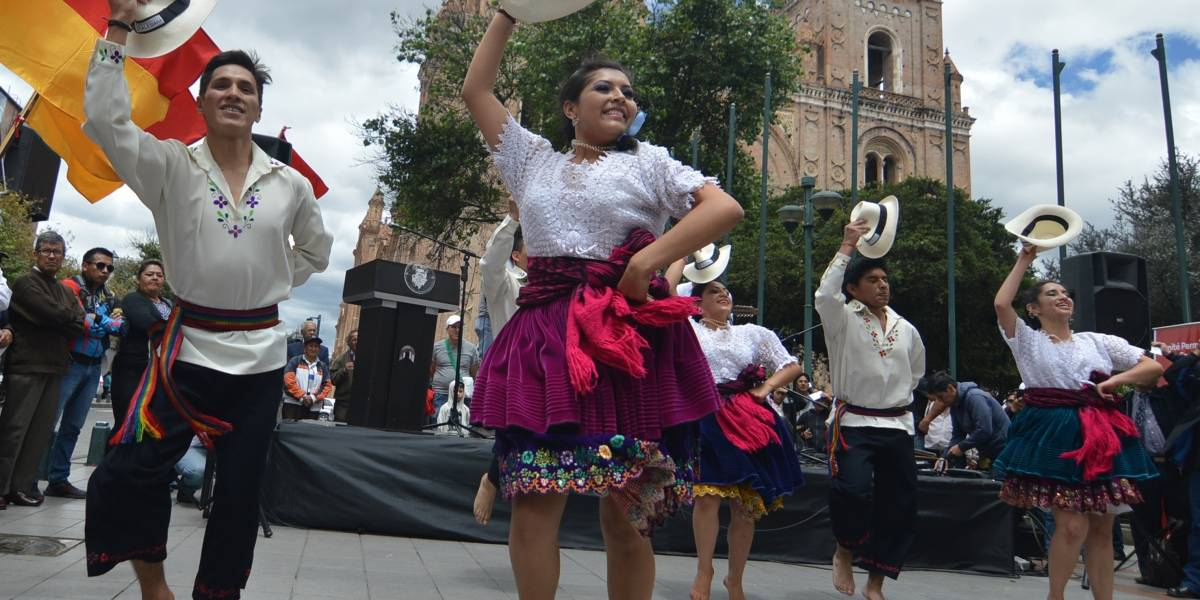 Cuenca vive al máximo sus fiestas
