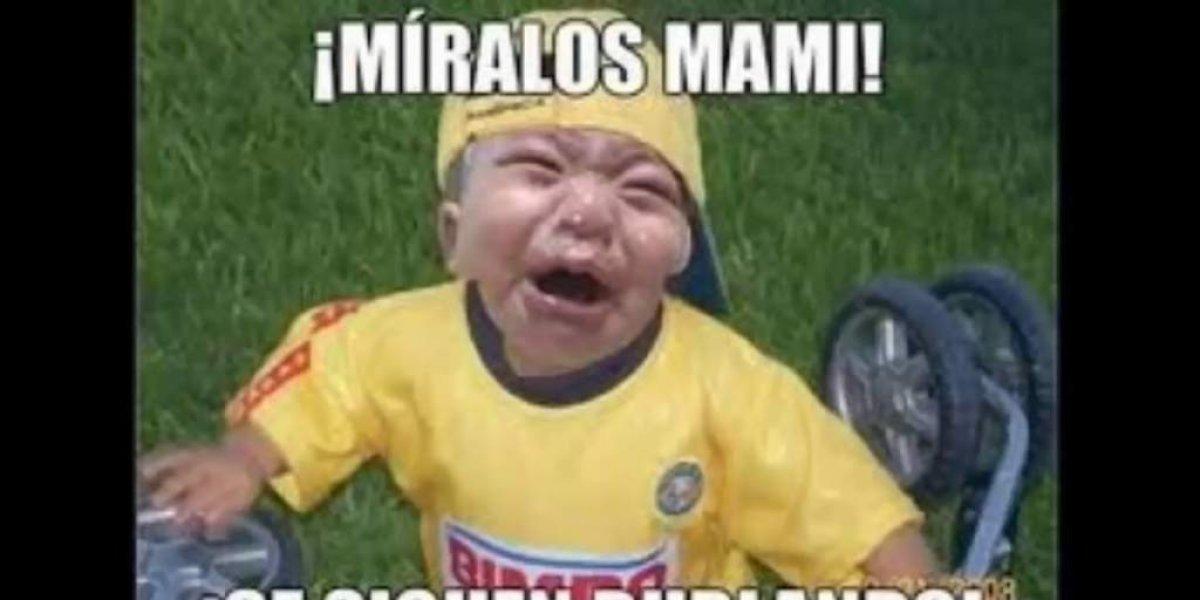 Los mejores memes de la eliminación del América en Concachampions