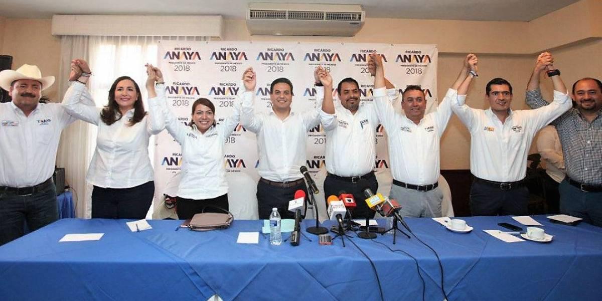 Con Ricardo Anaya bajaremos el IVA de 16 a 8%: Damián Zepeda