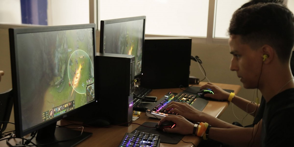 New Horizons celebra primera competencia de videojuegos