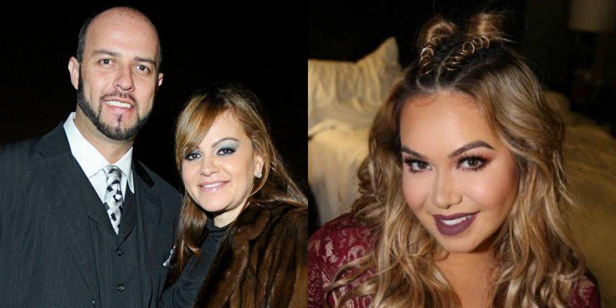 Acusan a Chiquis Rivera de hacer un trío con el esposo de su mamá Jenni Rivera
