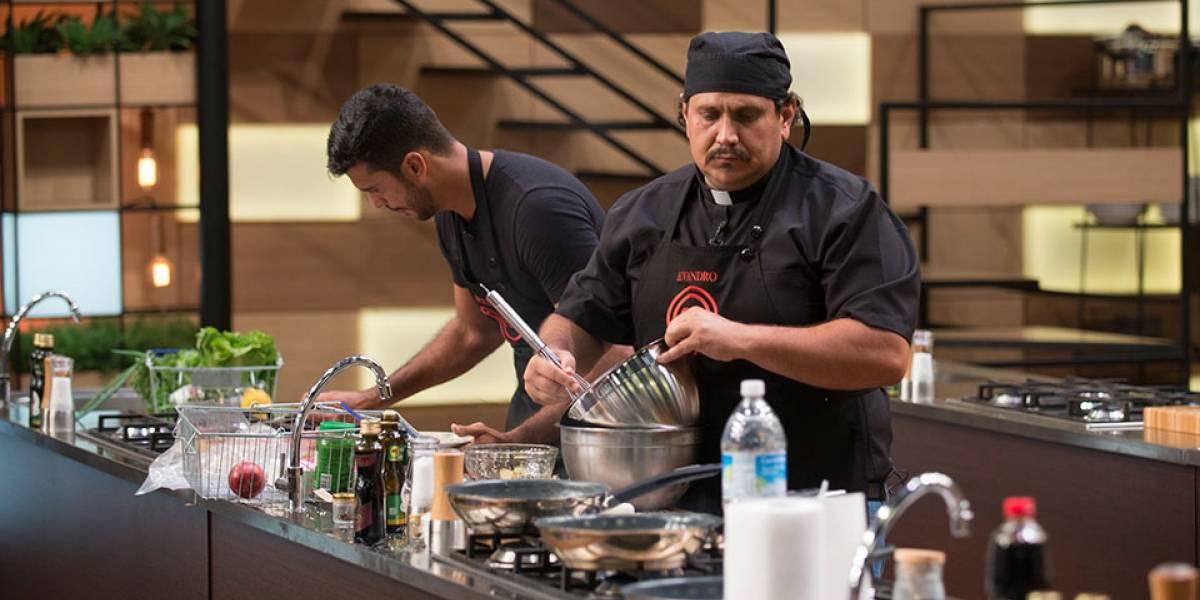 MasterChef: 'Tenho uma admiração pelos chefs', diz Evandro