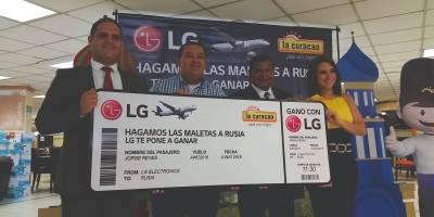 Gano con LG